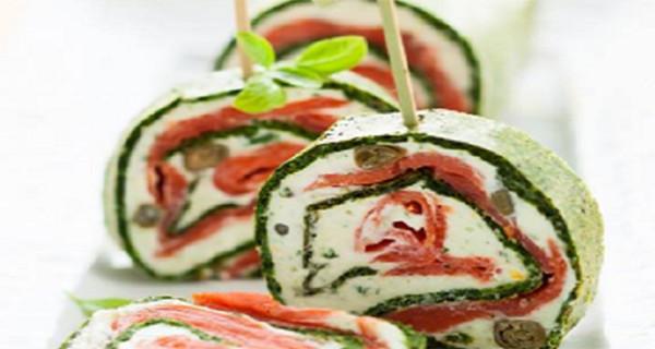 Involtini Tricolore, un piatto freddo perfetto anche per la spiaggia. Ricetta