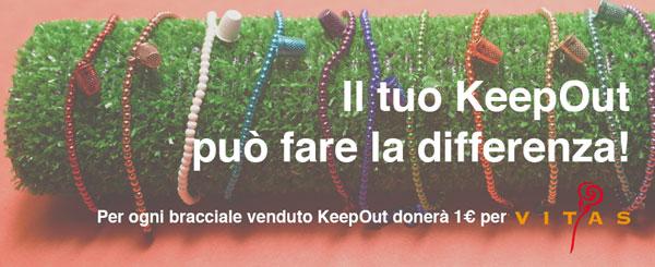 Keep Out, la linea di bijoux portafortuna ispirata alle nonne e dedicata alle mamme