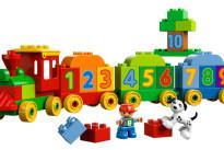 Lego Duplo presenta il trenino per imparare a contare. Perfetto per il Back to School