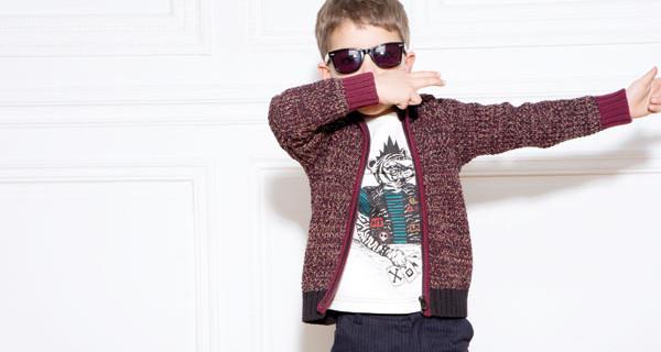 Little Marc Jacobs si prepara all'autunno! La collezione bambini per la prossima stagione