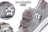 NeroGiardini Junior:  le scarpine ideali per il tempo libero
