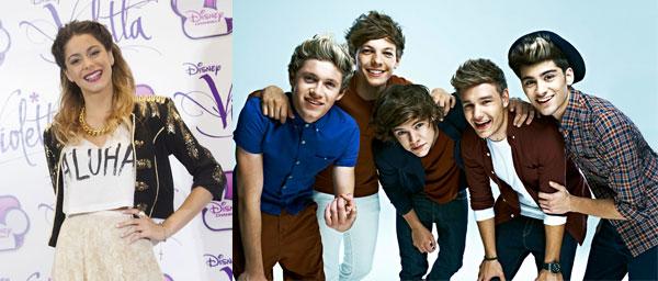 One Direction e Violetta insieme in Italia per il nuovo film di Martin Scorsese?