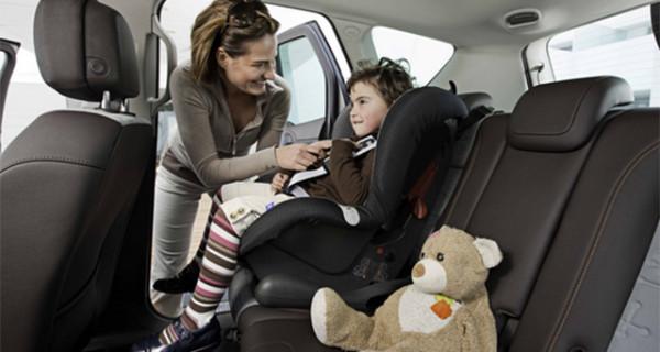 Ecco i consigli per affrontare un viaggio in macchina con i bambini