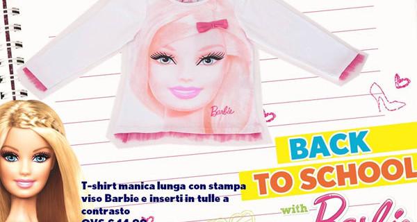 Alla moda con Barbie! La collezione Autunno Inverno 2014 per bambine