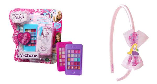 Beauty e Make Up per bambine: i prodotti con i personaggi Disney