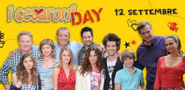 Cesaroni Day: ecco come incontrare il cast durante il raduno del 12 settembre