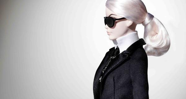 Barbie Lagerfeld, arriva la fashion doll dedicata allo stile inconfondibile di Karl