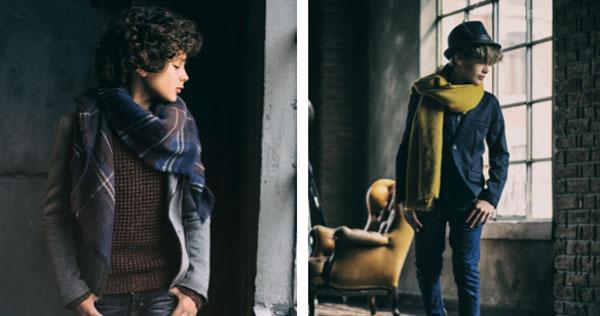 Antony Morato Junior, tonalità autunnali per la collezione Autunno Inverno 2014
