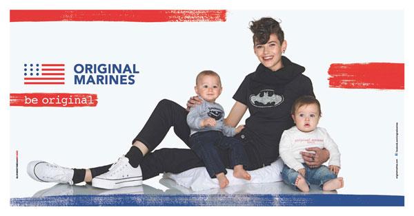 Be Original! La nuova campagna pubblicitaria di Original Marines firmata Oliviero Toscani