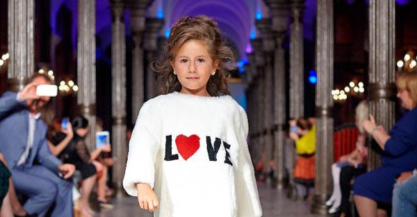 Fashion Kids Days: grande successo a San Pietroburgo per la moda bimbo italiana