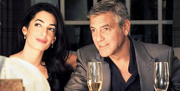 Matrimonio George Clooney: i genitori di Amal pagheranno quasi tutto. I dettagli