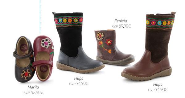 Le scarpe per bambine perfette per l'autunno: ecco i nuovi modelli