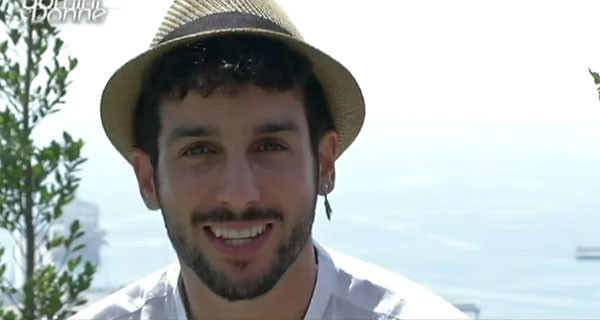 """Jonas Berami si presenta a Uomini e Donne: """"Ecco la persona più importante della mia vita"""""""
