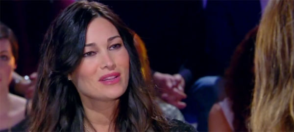 """Manuela Arcuri: """"Mio figlio Mattia mi ha cambiato la vita ma tra poco torno sul set"""""""