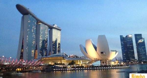 Singapore per i bambini: tutta la moda dei più piccoli al Marina Bay Sands