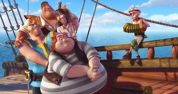 Trilli e La Nave Pirata, il nuovo film Disney arriva in Blu-Ray e Dvd