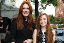 """Julianne Moore: """"Faccio il nuovo Hunger Games, me l'ha suggerito mia figlia di 12 anni"""""""