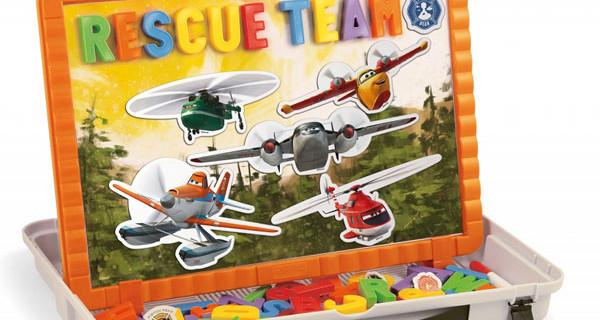 Planes 2 Missione Antincendio: ecco il gioco Quercetti dedicato al film Disney