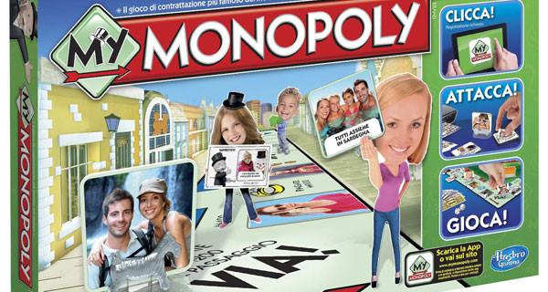 Nasce My Monopoly: il famoso gioco in scatola diventa completamente personalizzabile