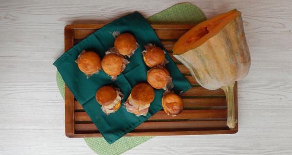 Scones salati alla zucca: un gustoso finger food per bambini. Ricetta