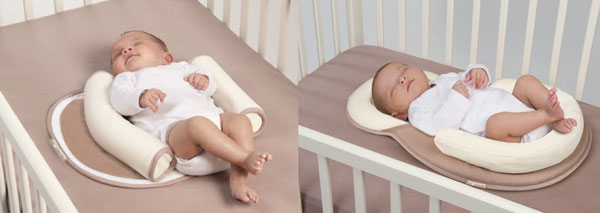 Supporti ergonomici per far dormire i bimbi: da Babymoov arrivano Cosypad e Cosysleep