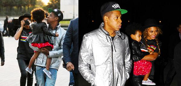 Beyoncè e Jay-Z in crisi? La loro smentita a Parigi con David Beckham