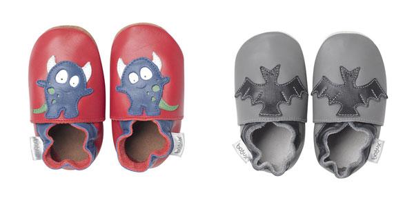 Bobux presenta le babbucce dedicate ad Halloween: teschi, mostri e pipistrelli