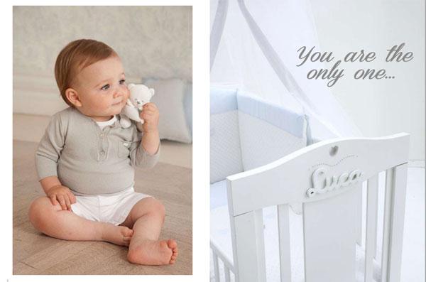 Camerette personalizzabili con nan n arredi con il nome for Baby arredi