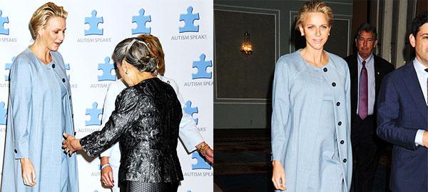Charlene Wittstock incinta del primo figlio: finalmente spunta il pancino [FOTO]