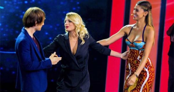 L'incontro tra Belen Rodriguez ed Emma Marrone: ecco il commento della cantante