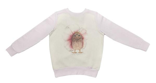 Arriva il freddo! Copriamo le bambine con felpe di T-Shirt T-Shops