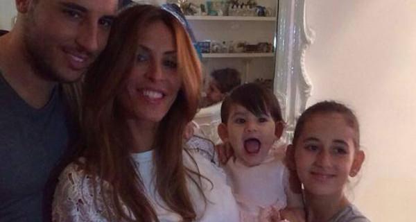 """Intervista a Guendalina Tavassi: """"Chloe è un vulcano!"""" I dettagli sul Battesimo"""