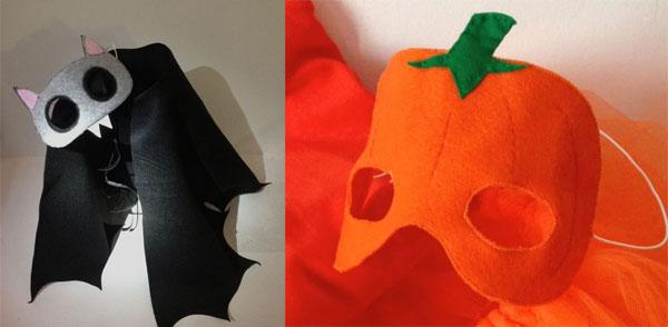 Travestimenti di Halloween per bambini firmati Bobo &Co: facili anche da lavare e stirare