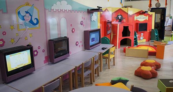 Nasce HAPPY: l'area ludica multimediale per bambini adatta a tutti i luoghi