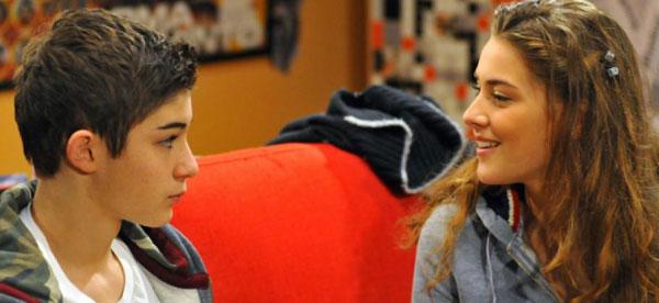 I Cesaroni 6, anticipazioni settima puntata: Mimmo tra Chiara e Irene, Giulio va a New York