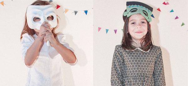 Le Petits Vagabonds: gli abiti per bambine dallo spirito vagabondo