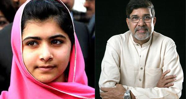 Premio Nobel a Malala e Satyarthi: un giorno storico per i bambini di tutto il mondo