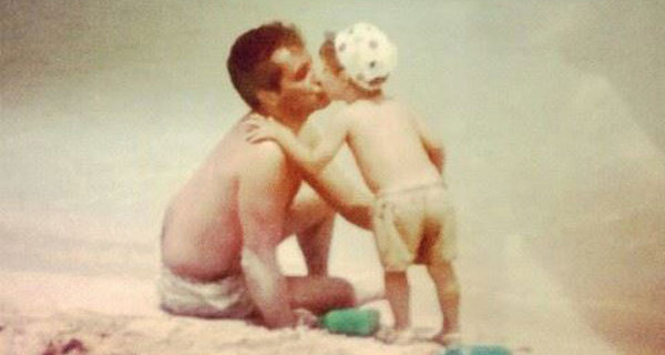 """Manfredi Ferlicchia e la lettera a suo papà: """"Sono stati mesi terribili ma sarò forte per te"""""""