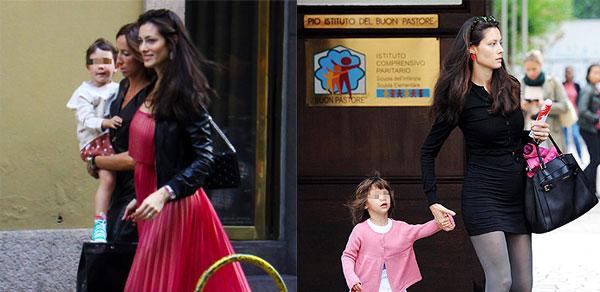 Marica Pellegrinelli incinta? Lei ed Eros Ramazzotti potrebbero avere un altro figlio