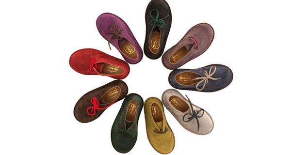 Mirtilla presenta le nuove scarpine per l'autunno