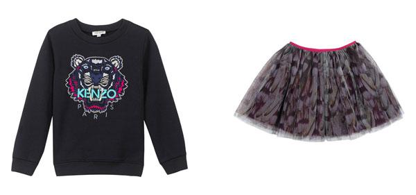Gli abiti per bambini più belli ispirati ad Halloween: Catimini, Kenzo Kids e Junior Gaultier