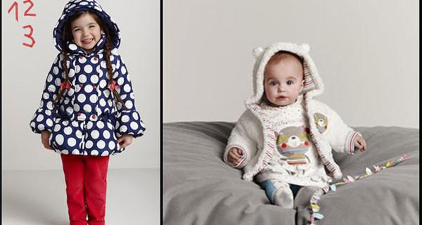 Arriva il freddo! Ecco giacche e piumini per bambini e neonati firmati TucTuc