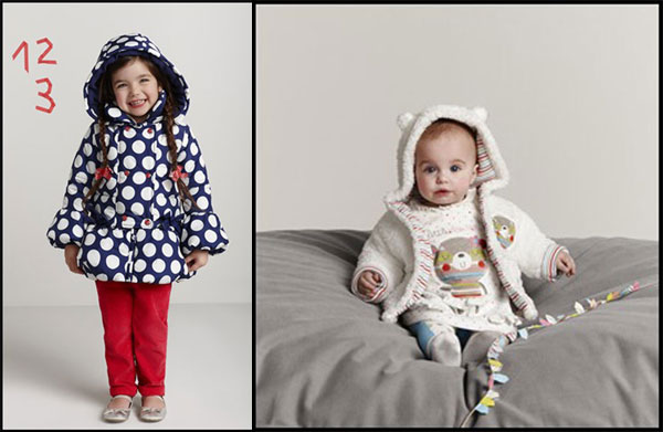new styles b3ff2 47faf Arriva il freddo! Ecco giacche e piumini per bambini e ...