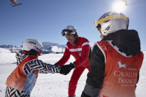 Al Cavallino Bianco di Ortisei si scia con il pacchetto speciale Fun For Kids