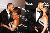 Alicia Keys presto mamma sfila sul red carpet con il pancione. Il suo look premaman