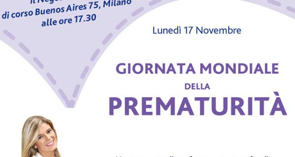 Chicco sostiene la Giornata Mondiale del Bambino Prematuro: il 17 Novembre a Milano