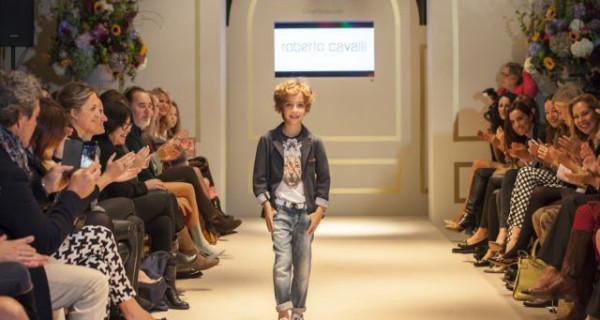 """Roberto Cavalli Junior ospite d'onore della """"The Petite Fashion Week"""" di Madrid"""