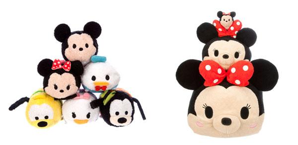 I Disney Tsum Tsum arrivano finalmente anche in Italia: i peluche tutti da collezionare