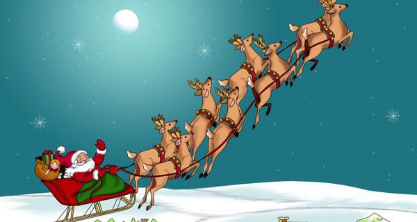 Calendario dell'Avvento disegnato da Federica Pagnucco: le dolci proposte per il Natale 2014