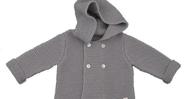 Filobio presenta la morbida giacchina in lana merino